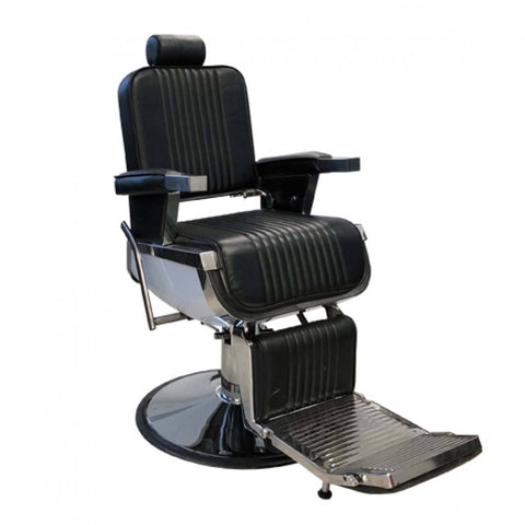 Deco Salon Roosevelt Barber Chair