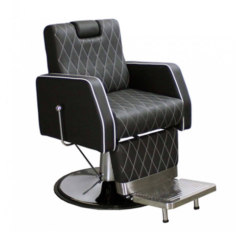 Deco Salon Carnegie Barber Chair