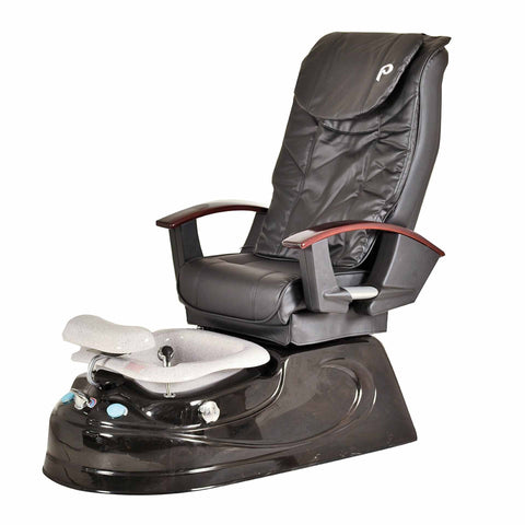 PIBBS PS75M GRANITO PIPELESS PEDICURE SPA WITH SHIATSU MASSAGE