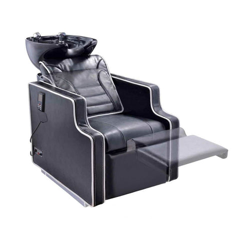DIR Shampoo Backwash Unit Adriano-Massage W/reclining backrest 7888