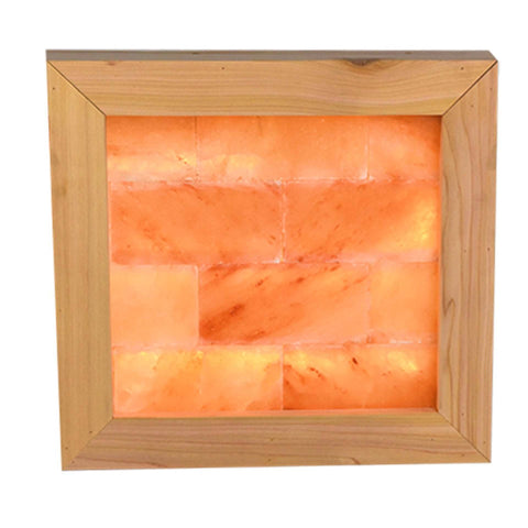 Touch America Himalayan Salt Frame 9 Blocks 97-41012