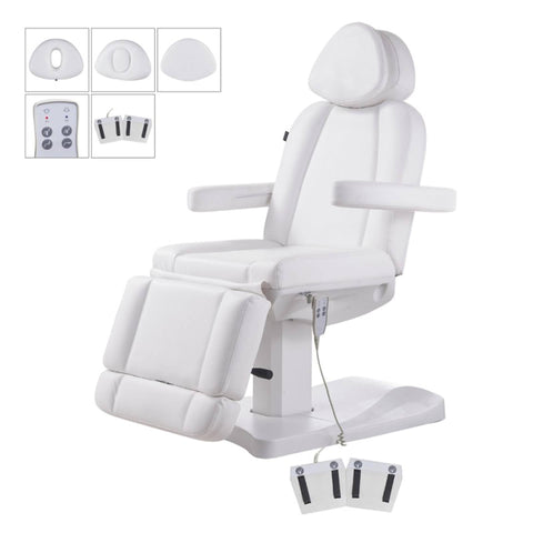 DIR Facial Beauty Bed & Chair Ink - Electrical Hand and Foot Remote-8103