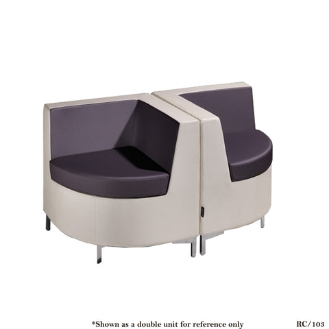 Salon Ambience RC/103 Compass Waiting Chair