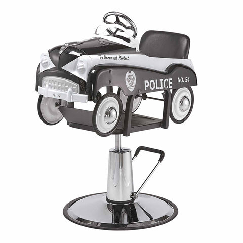 PIBBS 1807 POLICE CAR STYLING CHAIR