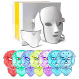DermaLight Professional 3.0 Upgraded LED Light Therapy Mask