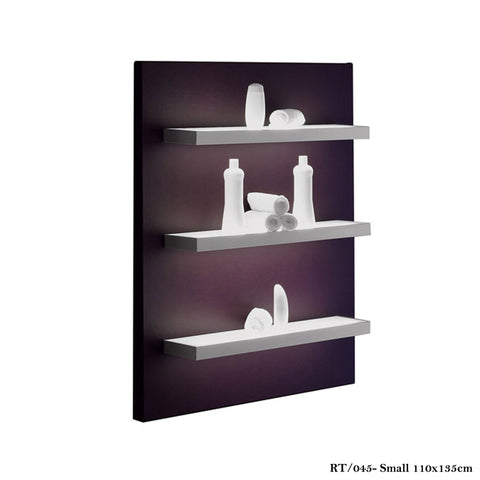 Salon Ambience RT/045 Rainbow Product Display Panel-Small