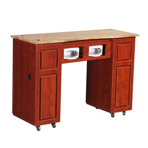 Deco Salon Canterbury (BUV) Manicure Table