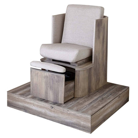 Belava Dorset Pedicure Spa Chair - Lounge Style