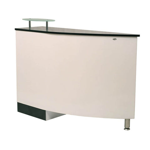 DIR Reception Desk Argento-4337