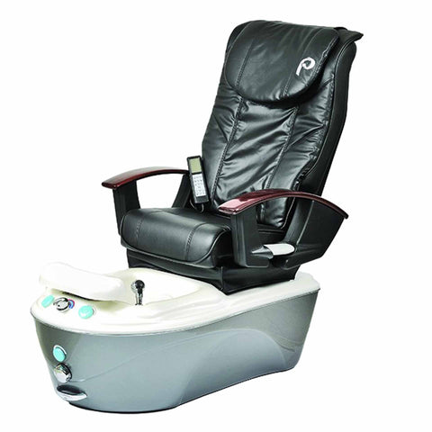 PIBBS PS95M ANZIO PIPELESS PEDICURE SPA WITH SHIATSU MASSAGE