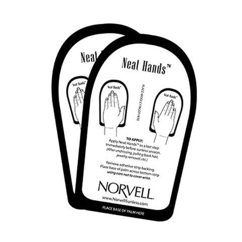 Norvell Neat Hands - 25 Pair Pack