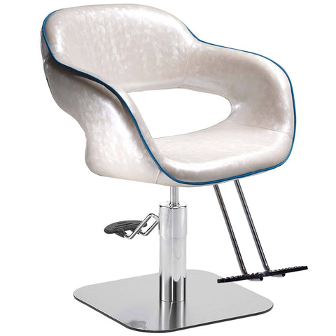 Salon Ambience SH/315 Vanessa Styling Chair w/Piping