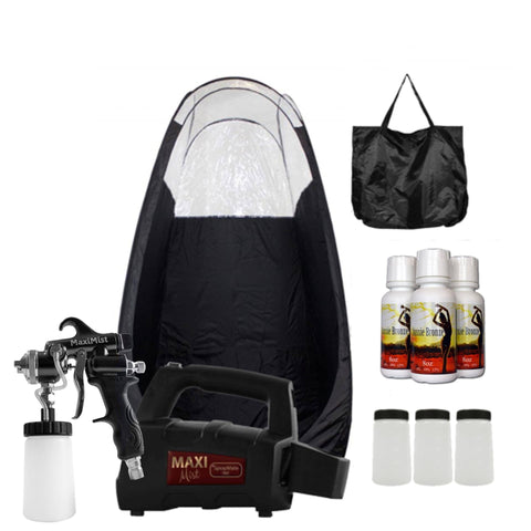 MaxiMist SprayMate Pro Spray Tanning System with Tent