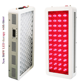 500 Watt Red Light & Near Infrared Therapy Panel