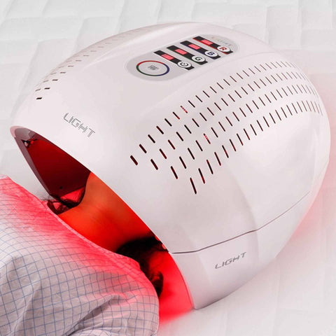 Light LED Light Therapy Facial Beauty Spa With 7 Colors