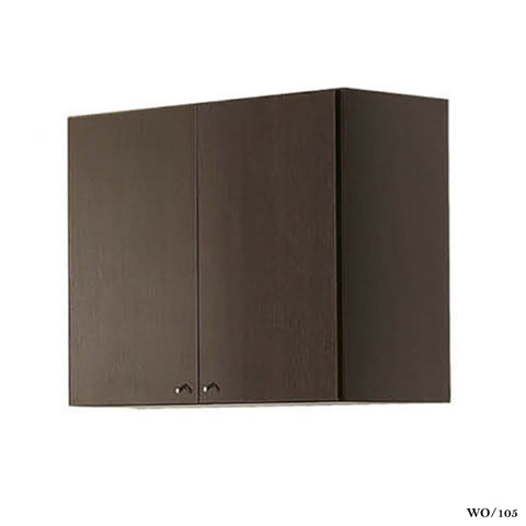 Salon Ambience WO/105 Service Top Cabinet 80 W/Doors-Wenge