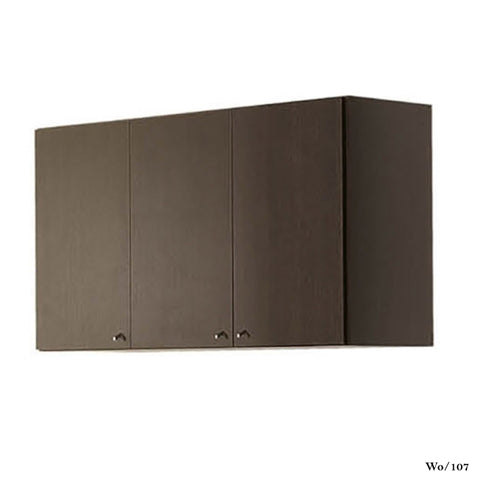 Salon Ambience WO/107 Service Top Cabinet 120cm w/Doors-Wenge