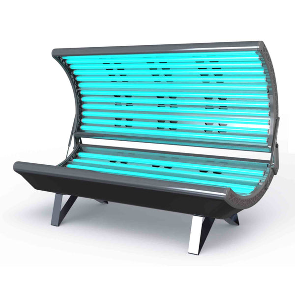Esb galaxy 22 tanning bed lowest price free shipping - Tanning salons prices ...