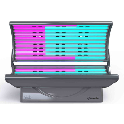 ESB Grande 20 Tanning Bed - FREE SHIPPING Today!