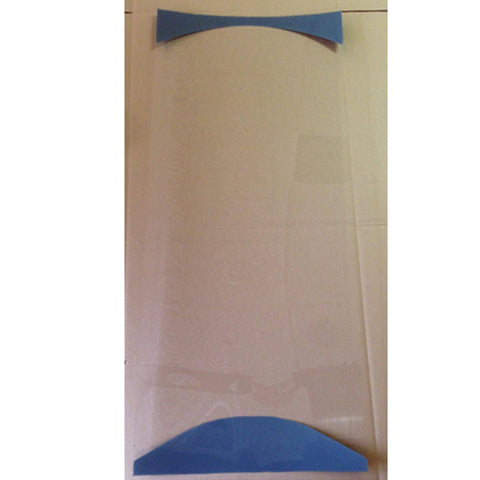 Solar Storm Tanning Bed Acrylic
