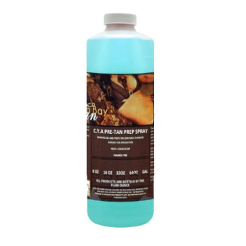Tampa Bay Tan-C.Y.A. Pre Tan Prep Spray 8oz.