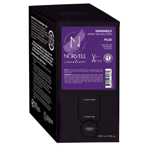 Norvell Venetian Plus Sunless Solution 128 oz EverFresh Box