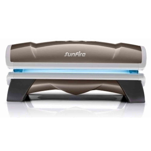 SunFire 32X Commercial Tanning Bed Brown