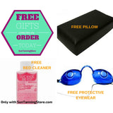Wolff Tanning Beds FREE Bonus Gifts