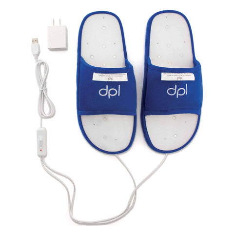Revive Light Therapy DPL Infrared Red Light Therapy Slippers