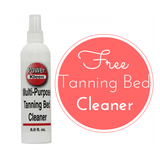 ESB Tanning Beds FREE GIFTS