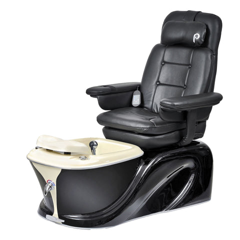 Pibbs PS60-6 Siena Pipeless Pedicure Spa with Vibration Massage