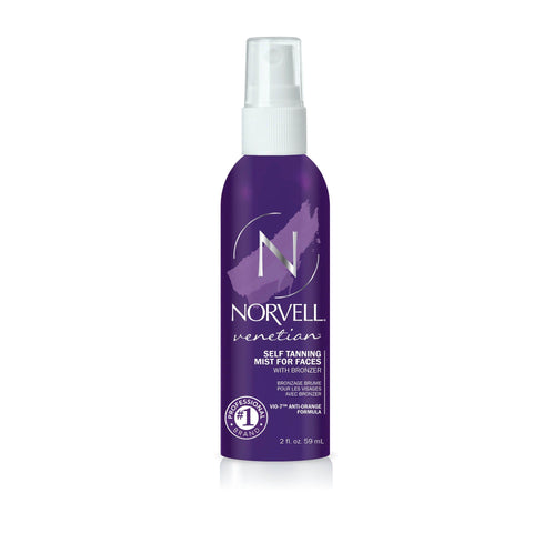 Norvell Venetian Sunless Mist 4-Faces 2.0 fl oz