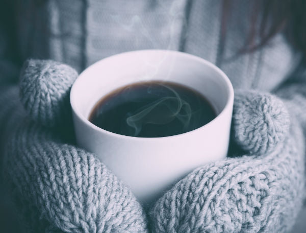 how to hygge cosy coffee