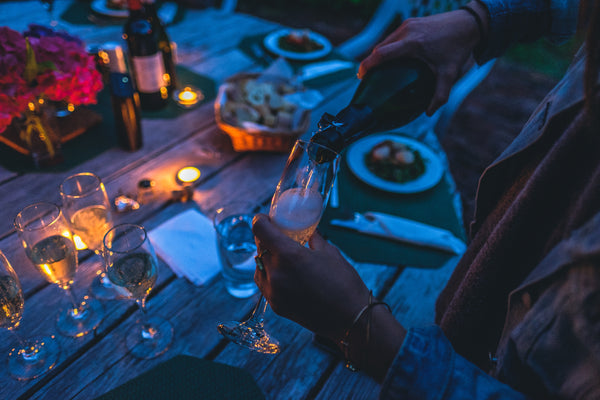 How to hygge friends dinner party