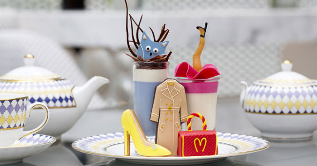 Fashionistas' Afternoon tea
