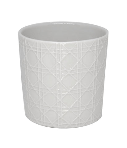 Cannage Porcelain Tumbler-Small