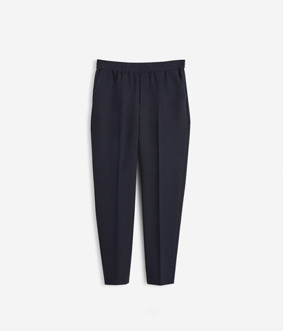 Fiona Peg Trousers Navy