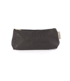 Small Black Cosmetics Bag