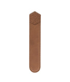 Tuscan Chestnut Leather Pen Pouch