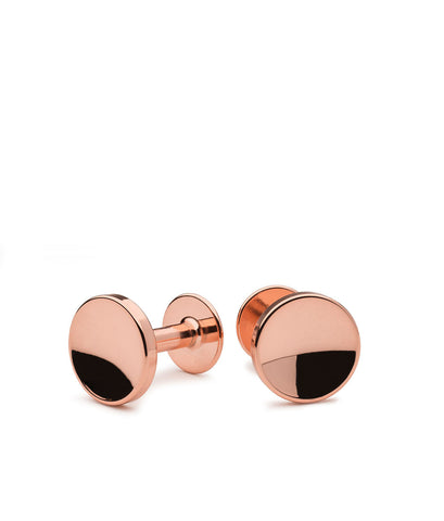 Elliot Copper Cufflinks