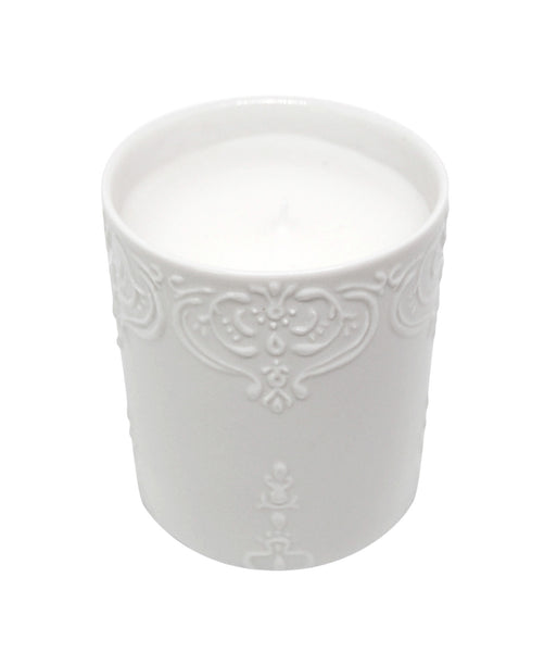 Citrus & Fig Scented Vegetable Wax Candle 'Ficus'