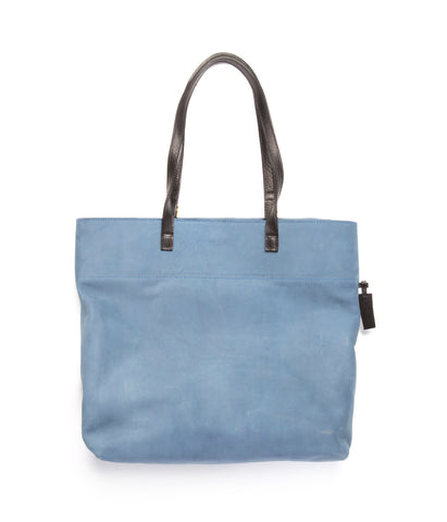 Ganton Nuback French Navy Bag