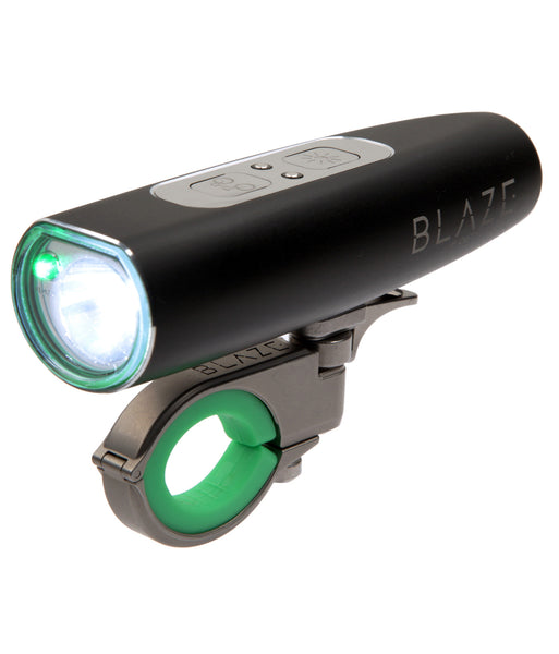 LED Projector Black Bicycle Light