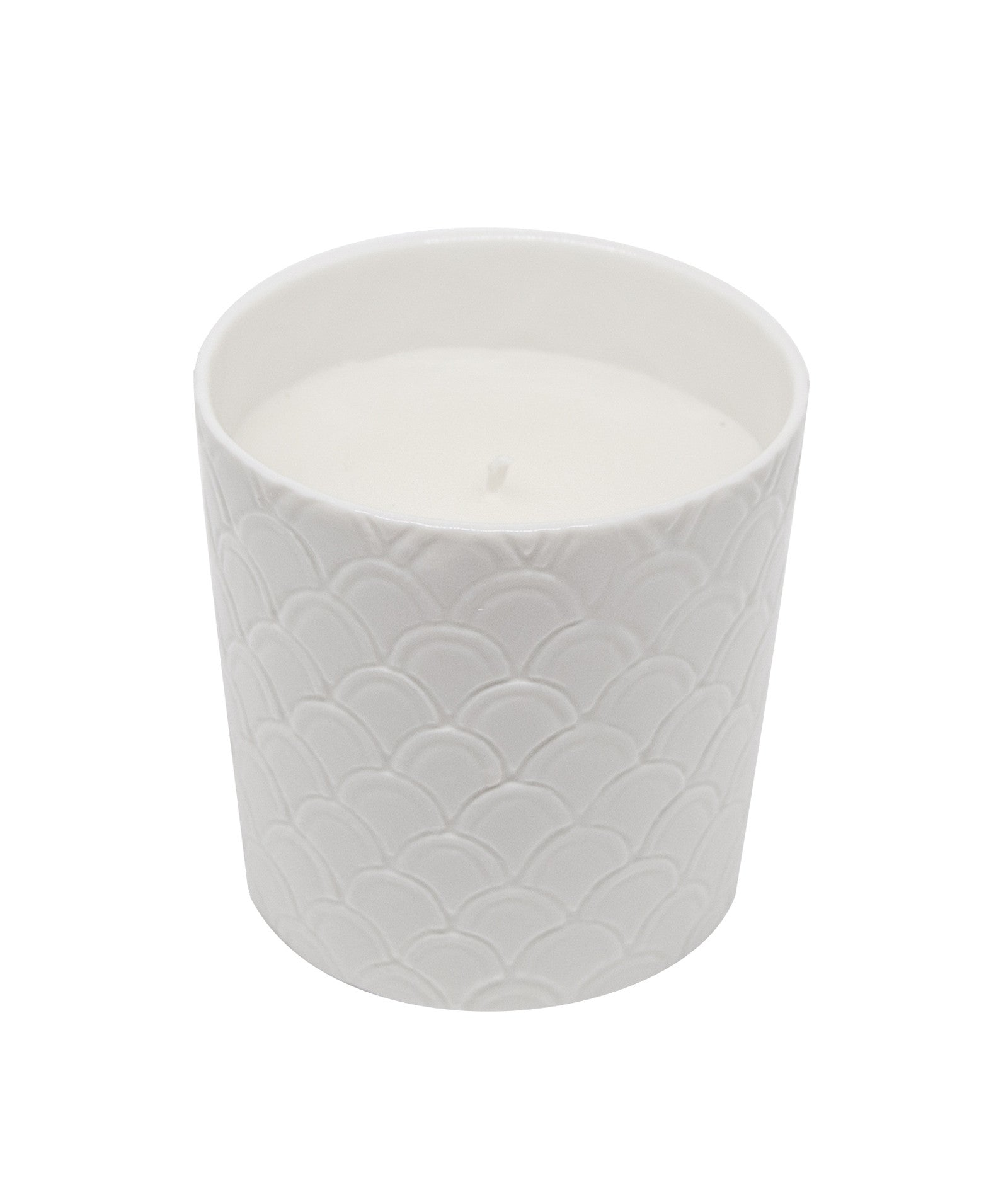 Sea Spray, Pine & Cedar Scented Vegetable Wax Candle