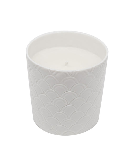 Sea Spray, Pine & Cedar Scented Vegetable Wax Candle 'Neptune'