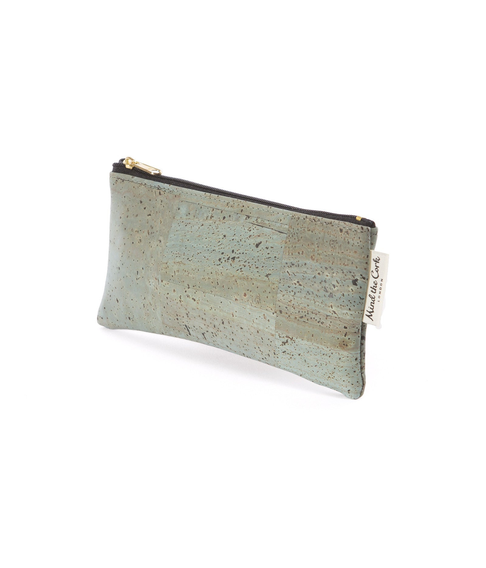 Small Blue Clutch