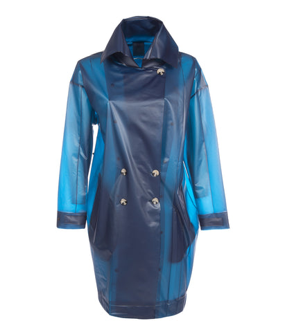 T1 Blue Raincoat