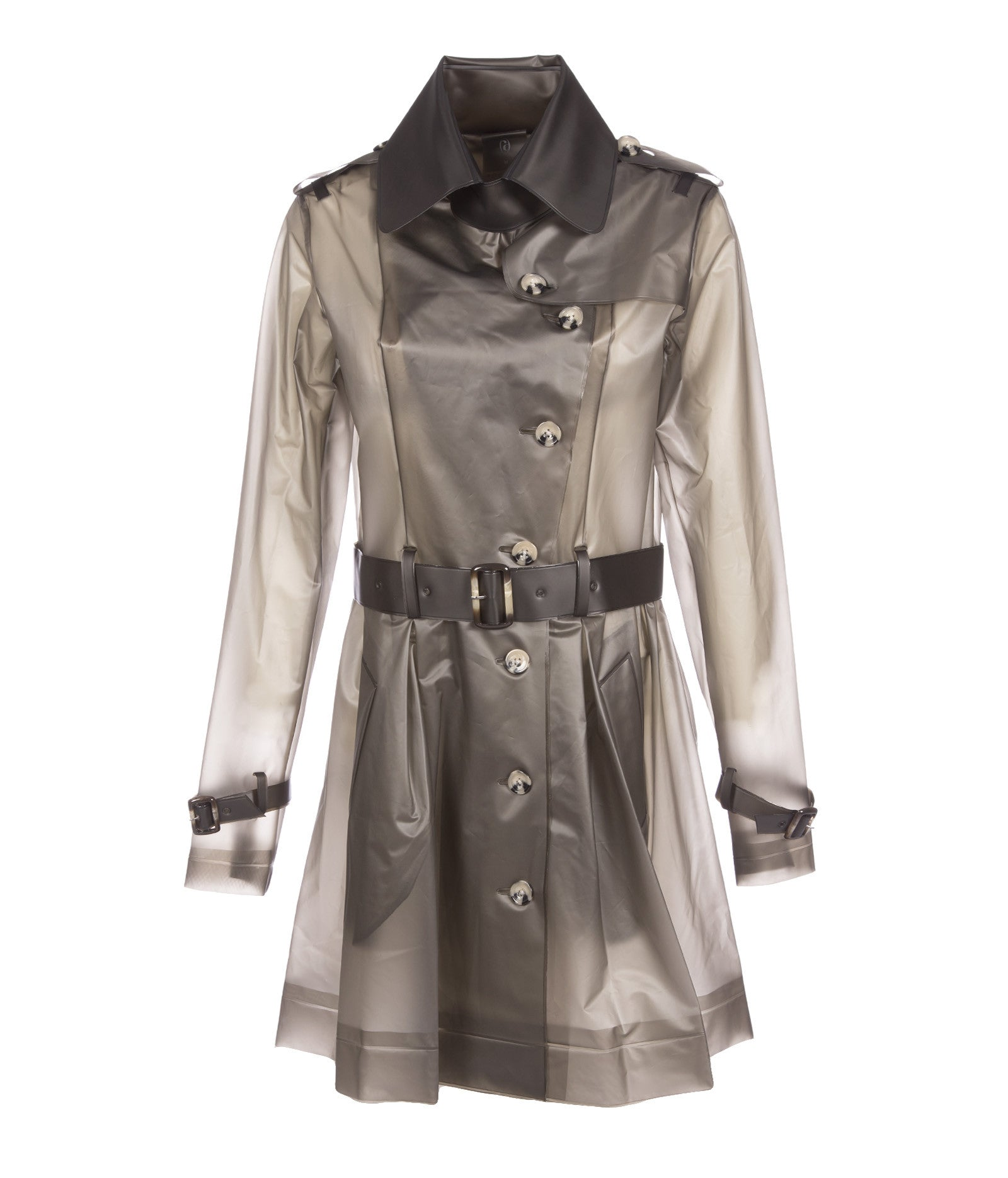 Tribeca Smokey Grey Raincoat