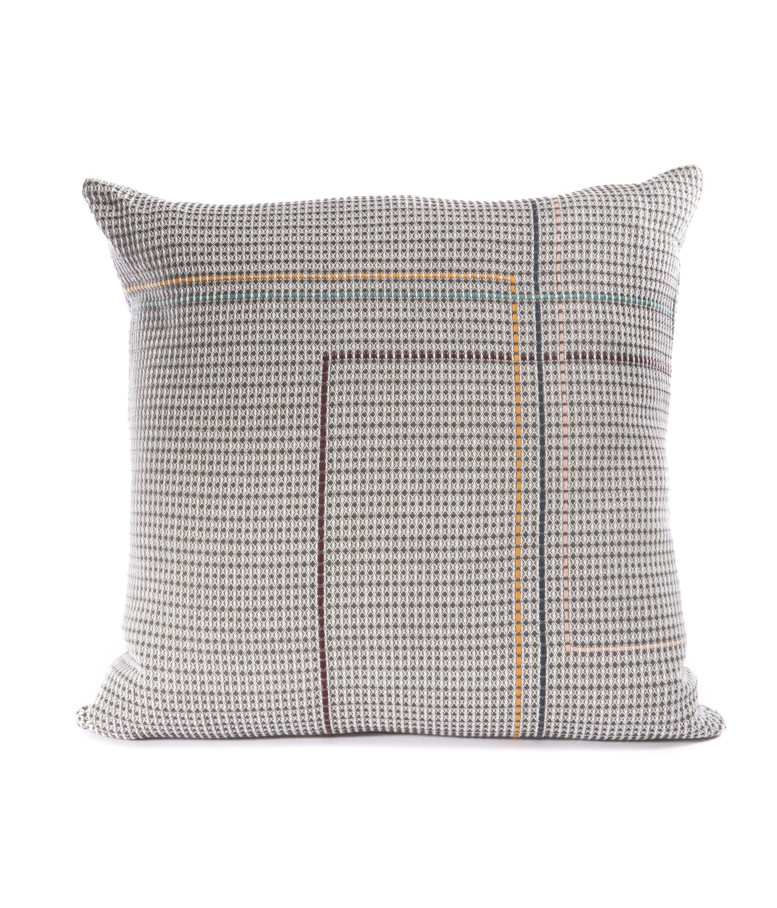 Hand Embroidered Talbot Cushion