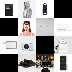 2018 CHRISTMAS GIFT GUIDE: 12 MINIMALIST GIFT IDEAS FOR TRAVELLERS